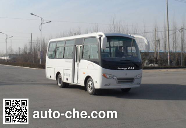 中通牌LCK6729EV纯电动客车