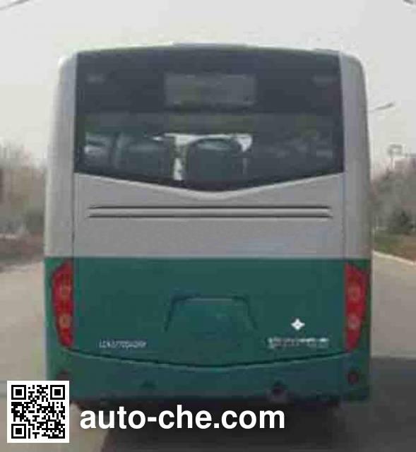 中通牌LCK6730N5GH城市客车