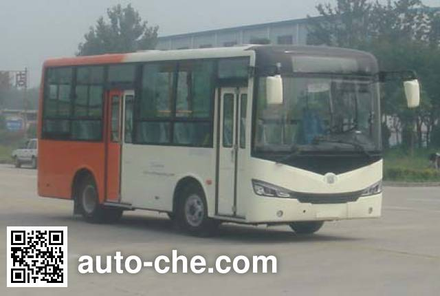 Zhongtong LCK6730N5GH city bus