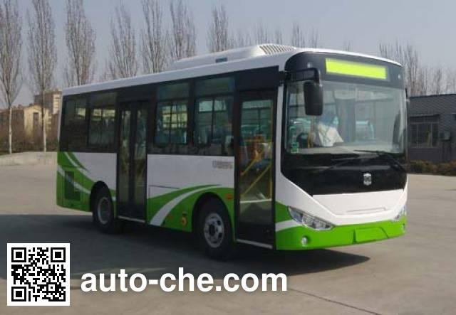 中通牌LCK6740D5GRH城市客车
