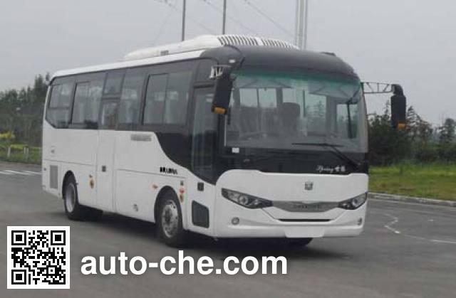 中通牌LCK6808EV2纯电动客车