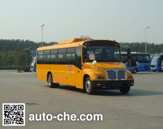 中通牌LCK6809D5X小学生专用校车