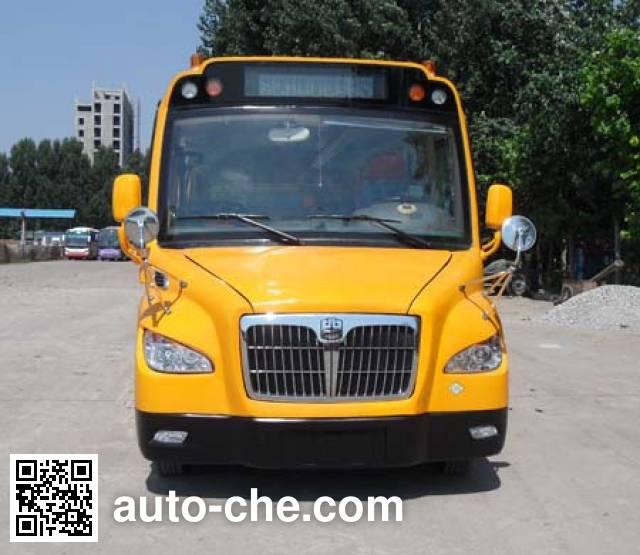 中通牌LCK6809DZX中小学生专用校车