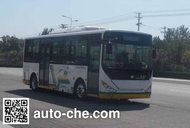 中通牌LCK6809EVGA纯电动城市客车