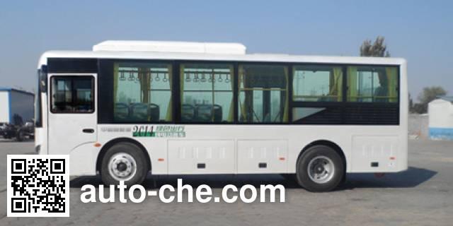中通牌LCK6819EVG1纯电动城市客车