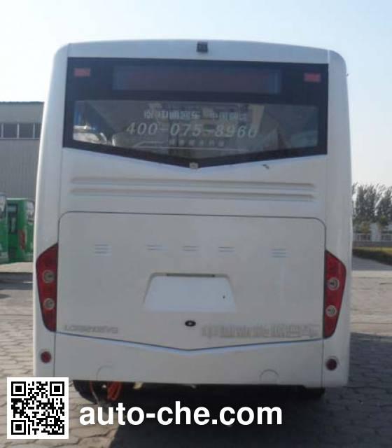 中通牌LCK6810EVG纯电动城市客车