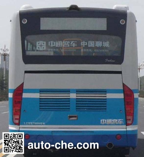 中通牌LCK6820HGA城市客车