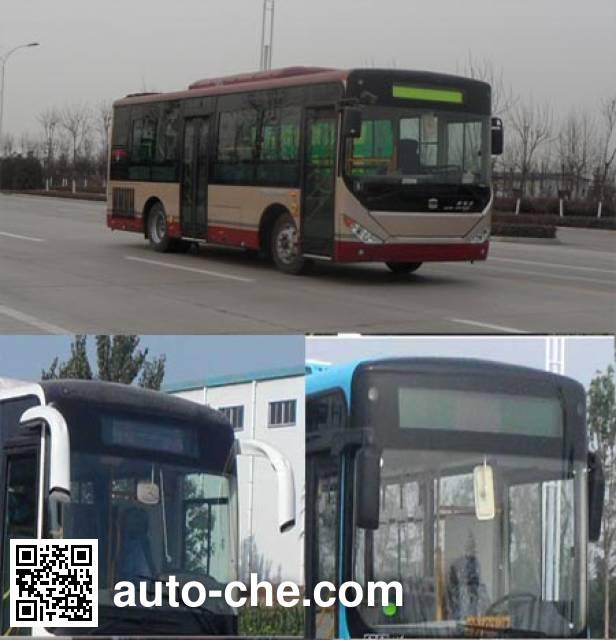 中通牌LCK6850PHEVG1插电式混合动力城市客车