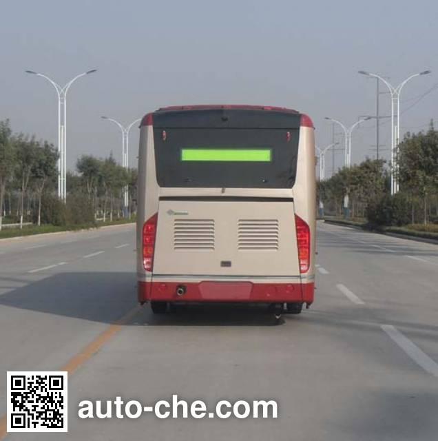 中通牌LCK6850PHEVG混合动力城市客车