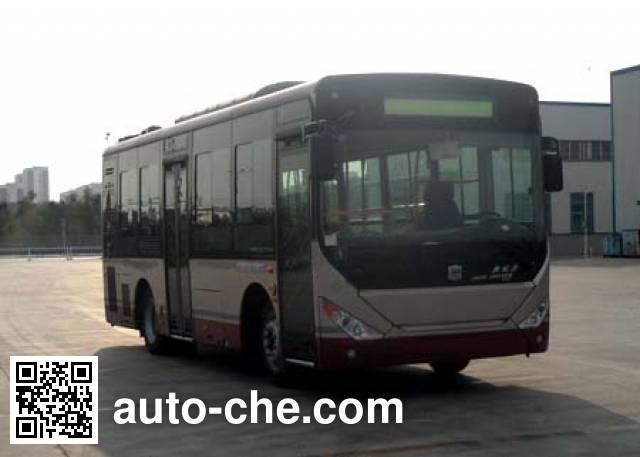 中通牌LCK6820PHEVNG1插电式混合动力城市客车