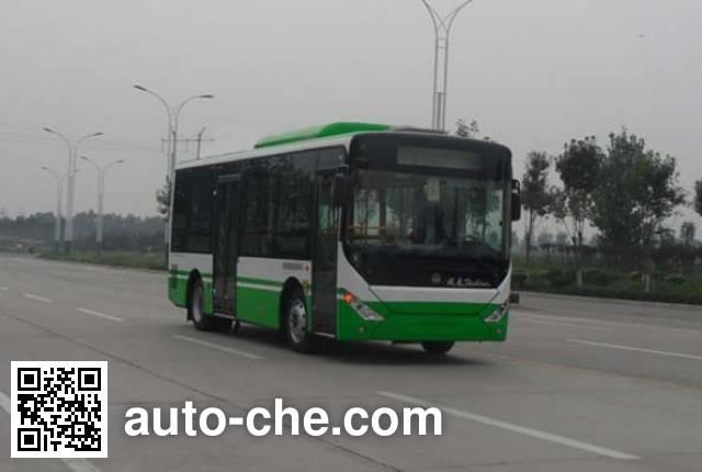 中通牌LCK6850PHEVNG混合动力城市客车