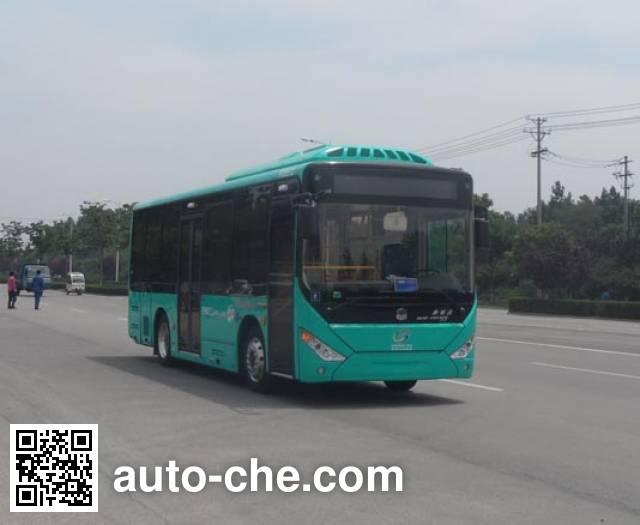中通牌LCK6860EVG纯电动城市客车