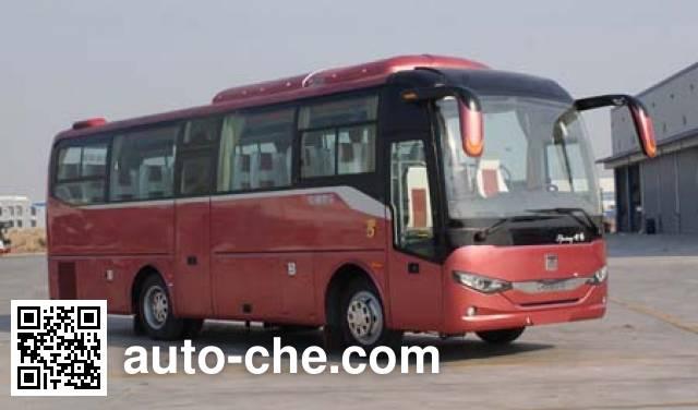 中通牌LCK6850EV纯电动客车