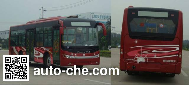 中通牌LCK6900HGA城市客车