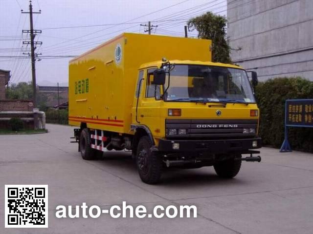 Lida LD5140XGQS мобильная электростанция на базе автомобиля