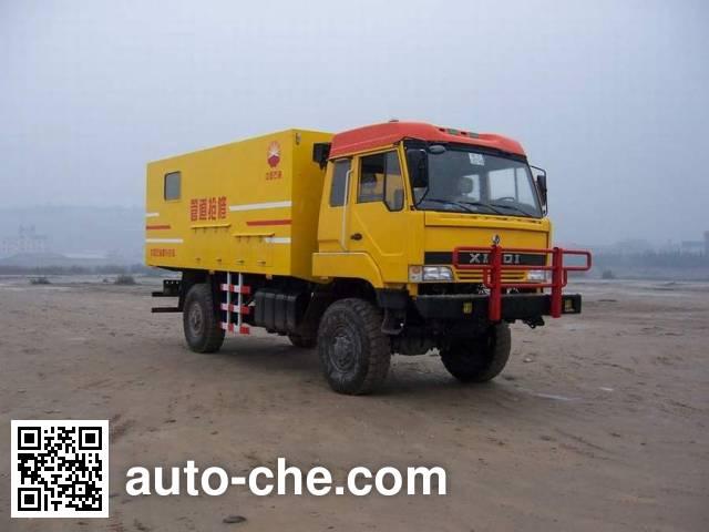 Lida LD5150GCQX инженерно-спасательный автомобиль