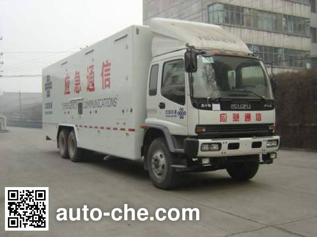 Lida LD5210XGQS мобильная электростанция на базе автомобиля