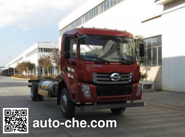Kaiwoda LFJ3160GKT1 dump truck chassis