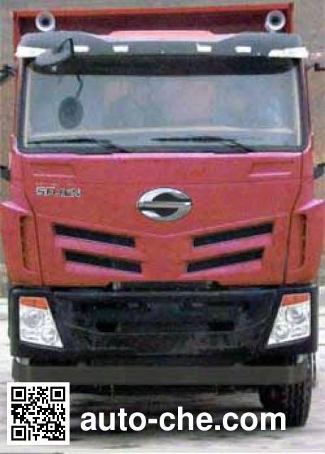 Geaolei LFJ3255G1 dump truck