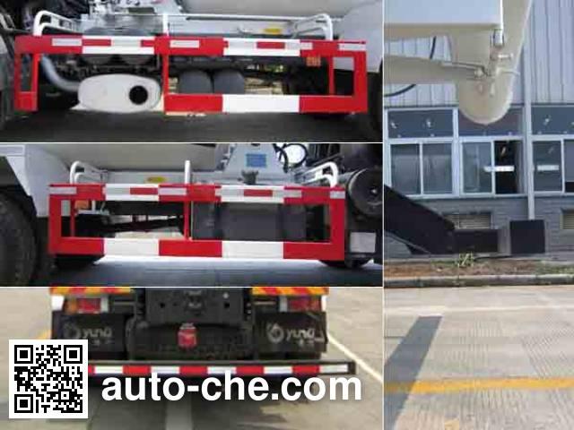 运力牌LG5251GJBLQ混凝土搅拌运输车