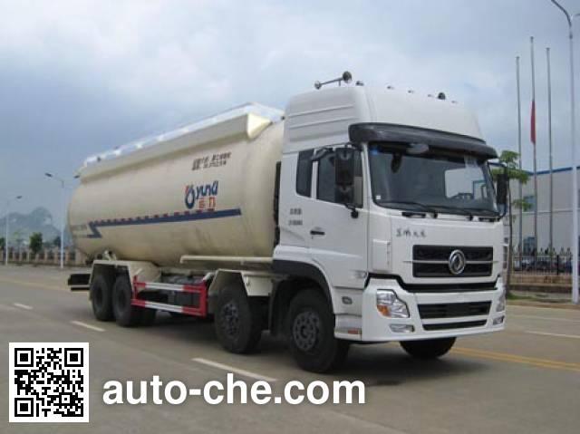 运力牌LG5310GFLD4低密度粉粒物料运输车