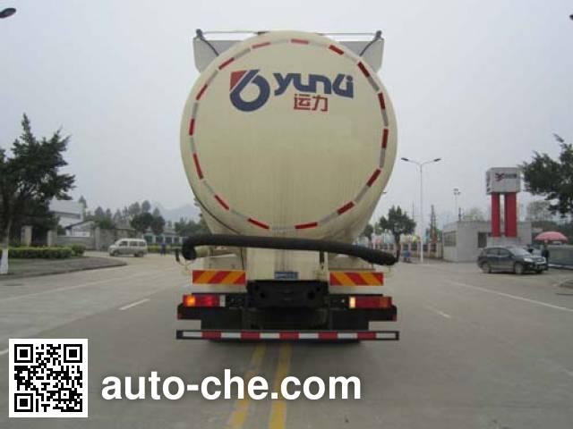 运力牌LG5310GFLH4低密度粉粒物料运输车