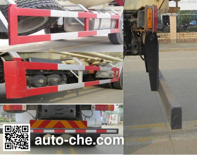 运力牌LG5310GFLJ4低密度粉粒物料运输车