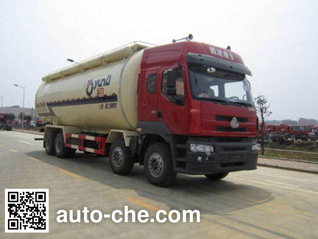 运力牌LG5310GFLLQ低密度粉粒物料运输车