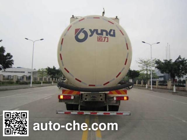 运力牌LG5310GFLZ5低密度粉粒物料运输车