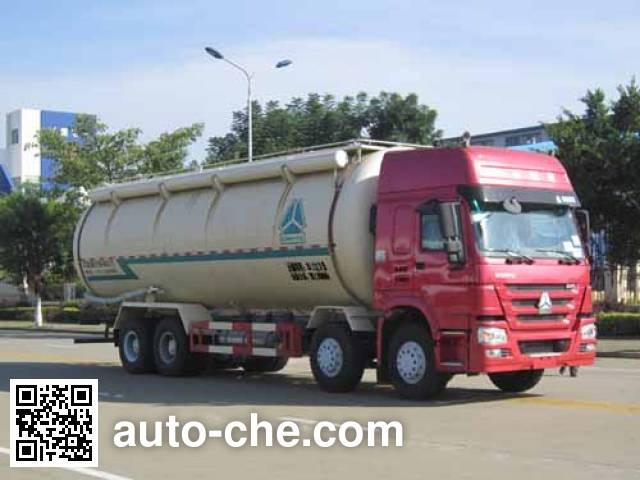 运力牌LG5310GFLZL低密度粉粒物料运输车