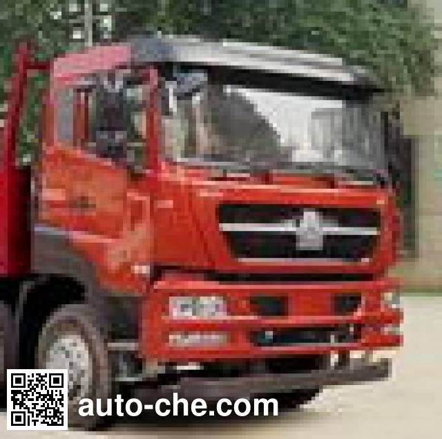 运力牌LG5316GFLZ4低密度粉粒物料运输车