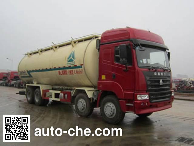 运力牌LG5316GFLZ低密度粉粒物料运输车