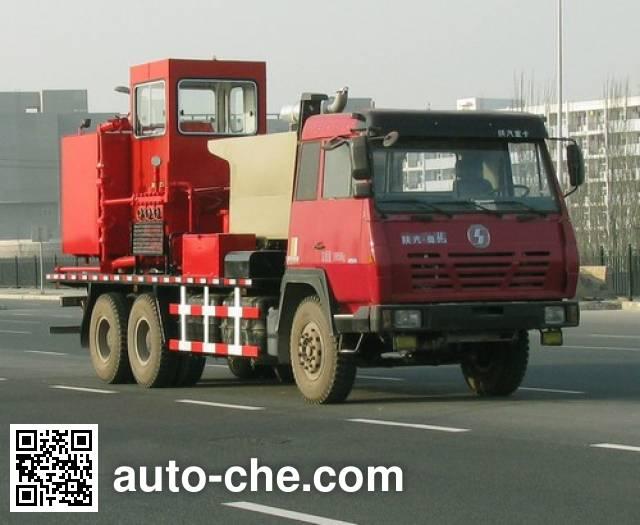 兰矿牌LK5202TJC40洗井车