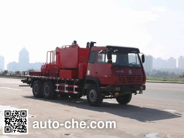 兰矿牌LK5210TJG35洗井供液车