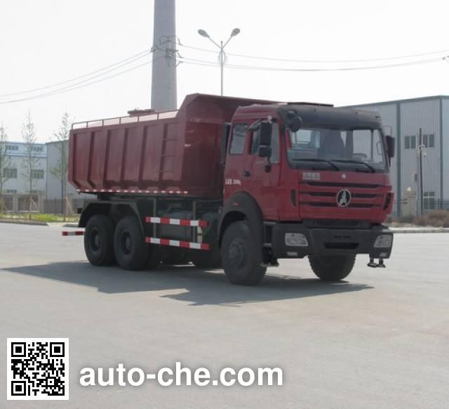 兰矿牌LK5252TYA运砂车