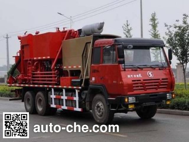 林峰牌LLF5250TGJ70固井车