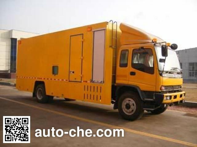 Tianhe LLX5160TDY мобильная электростанция на базе автомобиля