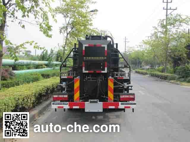 Metong LMT5131GLQW asphalt distributor truck