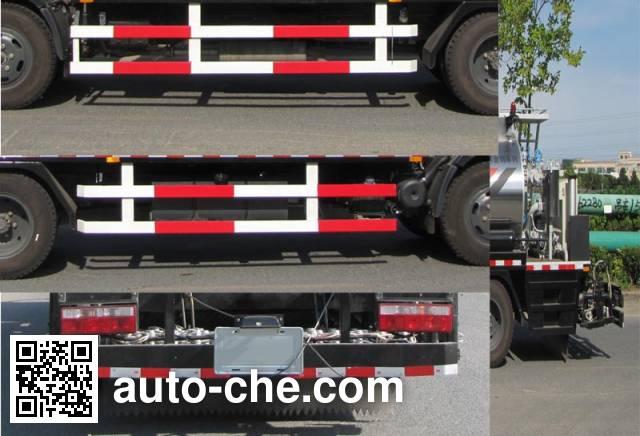 Metong LMT5141GLQZ asphalt distributor truck
