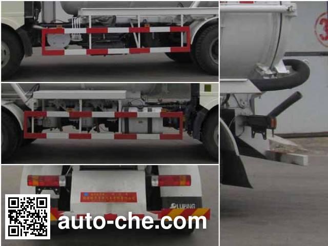 Luping Machinery LPC5160GXWC4 sewage suction truck