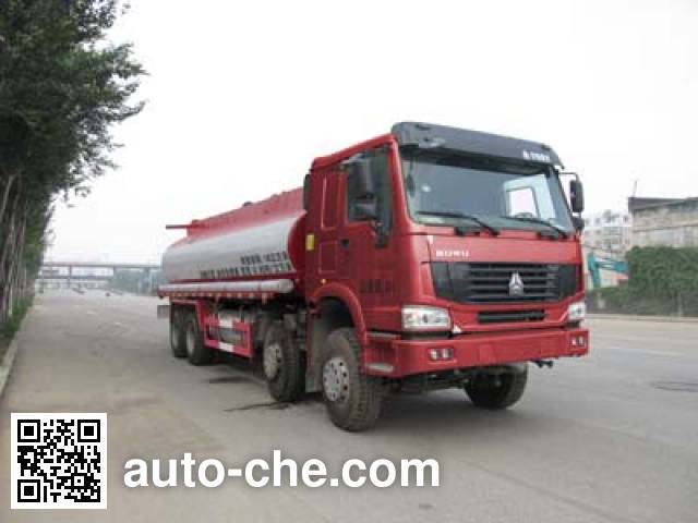 Luping Machinery LPC5310TGYZ3 oilfield fluids tank truck