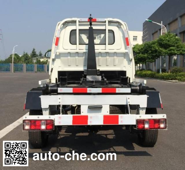 Lantuo LQ5020ZXXSCE5 detachable body garbage truck