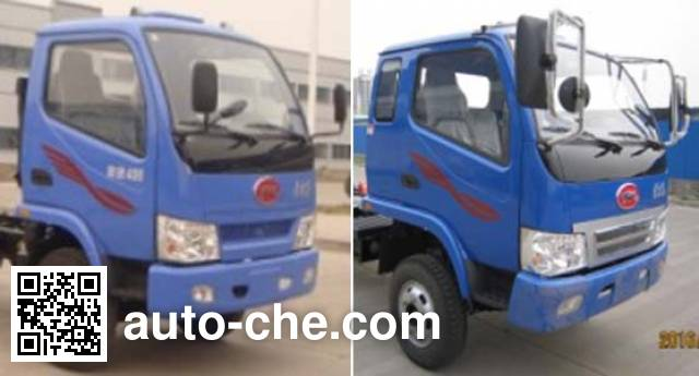 Dongfanghong LT3041LBC1 dump truck chassis