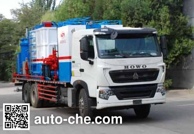 Lantong LTJ5271TJC40 well flushing truck
