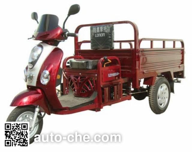 隆鑫牌LX110ZH-23载货正三轮摩托车