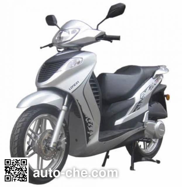 隆鑫牌LX125T-18踏板车