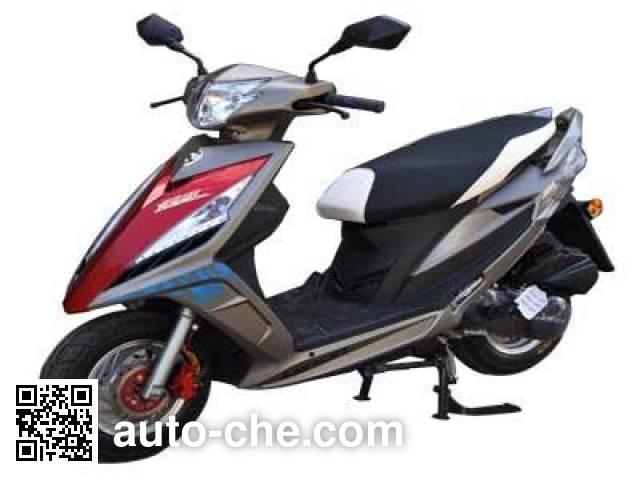 隆鑫牌LX125T-52踏板车