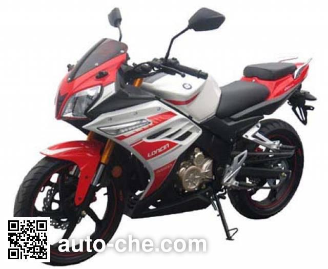 Loncin LX200-22 motorcycle