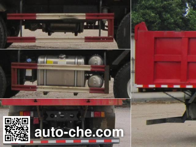 Chenglong LZ3310H5FB dump truck