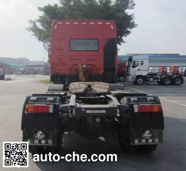 Chenglong LZ4242M5CA dangerous goods transport tractor unit